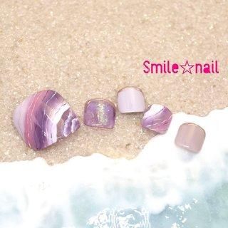大田原定額ネイルサロン Smile☆nailのyukariです(*^^*) 7月のセレクトコースデザイン❤️ フットバージョンです👡  サンダル映え間違いなし❣️ 沢山のオーダーお待ちしてます🤗 ☆,。・:*:・゚'☆,。・:*:・゚'☆,。・:*:・゚' ご予約は#ネイルブック 又は プロフィールのURLから☆ 是非【Nail book】アプリをご利用下さい❤️ ☆,。・:*:・゚'☆,。・:*:・゚'☆,。・:*:・゚' ラクマでピアス ミンネでネイルチップを販売してます ٩( ᐛ )و  ネイルチップ→ミンネ https://minne.com/5116ykr (スマイルネイルで検索‼︎) ピアス→ラクマ https://fril.jp/shop/Smile_bijou (スマイルビジュー ネイリストで検索‼︎) ☆,。・:*:・゚'☆,。・:*:・゚'☆,。・:*:・゚' #smilenail #スマイルネイル #大田原市ネイルサロン #大田原市ネイル #大田原ネイルサロン #大田原ネイル #大田原定額ネイル #那須塩原ネイル #那須塩原ネイルサロン #ネイルサロン #西那須野ネイルサロン #お洒落ネイル #個性派ネイル #派手カワネイル #オーダーチップ #nailpicbeaut #美爪 #ミンネ #minne #nailbook #ネイリスト仲間募集 #ネイル好きな人と繋がりたい #夏ネイル #フットネイル #天然石ネイル #アゲートネイル #ニュアンスネイル #透け感ネイル #キラキラネイル #夏 #リゾート #デート #女子会 #フット #大理石 #ニュアンス #ホイル #オーロラ #ショート #パープル #グレージュ #スモーキー #ジェル #ネイルチップ #Smile☆nail #ネイルブック