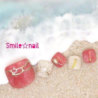 大田原定額ネイルサロン Smile☆nailのyukariです(*^^*) 7月のセレクトコースデザイン❤️ フットバージョンです👡  サンダル映え間違いなし❣️ 沢山のオーダーお待ちしてます🤗 ☆,。・:*:・゚'☆,。・:*:・゚'☆,。・:*:・゚' ご予約は#ネイルブック 又は プロフィールのURLから☆ 是非【Nail book】アプリをご利用下さい❤️ ☆,。・:*:・゚'☆,。・:*:・゚'☆,。・:*:・゚' ラクマでピアス ミンネでネイルチップを販売してます ٩( ᐛ )و  ネイルチップ→ミンネ https://minne.com/5116ykr (スマイルネイルで検索‼︎) ピアス→ラクマ https://fril.jp/shop/Smile_bijou (スマイルビジュー ネイリストで検索‼︎) ☆,。・:*:・゚'☆,。・:*:・゚'☆,。・:*:・゚' #smilenail #スマイルネイル #大田原市ネイルサロン #大田原市ネイル #大田原ネイルサロン #大田原ネイル #大田原定額ネイル #那須塩原ネイル #那須塩原ネイルサロン #ネイルサロン #西那須野ネイルサロン #お洒落ネイル #個性派ネイル #派手カワネイル #オーダーチップ #nailpicbeaut #美爪 #ミンネ #minne #nailbook #ネイリスト仲間募集 #ネイル好きな人と繋がりたい #夏ネイル #フットネイル #砂ジェル #サンドジェル #天然石ネイル #ニュアンスネイル #サンゴネイル #春 #夏 #デート #女子会 #フット #ボヘミアン #大理石 #ニュアンス #マーブル #ショート #ベージュ #レッド #スモーキー #ジェル #ネイルチップ #Smile☆nail #ネイルブック