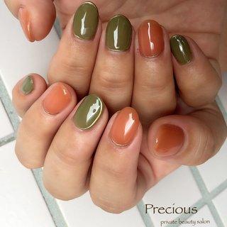 . . nuance✲*゚ . . . . Precious 048-915-5205 . #Precious#privatebeautysaron#越谷ネイルPrecious#定額制#ネイルサロン#越谷#新越谷Precious#囲みネイル#ニュアンスネイル#くすみネイル#カーキ#newカラー#初夏ニュアンス#nuance nails#koshigaya#saitama#nail#NAIL#cute #Precious 〜プレシャス〜 #ネイルブック
