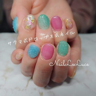 . ┈┈┈┈┈┈┈𝕕𝕠𝕣𝕠𝕡𝕤 𝕟𝕒𝕚𝕝𝕤.  . クリアカラーをマットに 懐かしのドロップス完成♡ . ┈┈┈┈┈┈┈┈┈┈🍬🍬 . . . . . .  #nailstylist #nailsaddict #nailsnailsnails #coolnailart #frenchnails #simplenails #beautyas #ikebukuro #privetesalon #nailleluce #colorfulnails  #シンプルネイル #スタイリッシュネイル #シンプルなネイルが好き #池袋南口 #プライベートサロン #大人のネイルサロン #大人のネイルアート #オトナ女子ネイル #オフィスでもokなネイル #可愛げネイル #透け感少々  #シェルのカラフルさ #カラフルシェル  #大人かわいいネイル #艶とマットの融合 #サクマ式ドロップス #式って? #何味がすきですか? #夏 #オールシーズン #浴衣 #ハンド #シンプル #ワンカラー #マット #アイシング #ショート #ピンク #グリーン #水色 #ジェル #お客様 #m.hirano•*¨*☆*・゚〖NailLeLuce〗 #ネイルブック