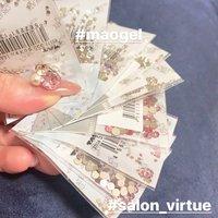 #Salon Virtue #ネイルブック