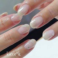 シルバーだけど… 厳密には ホワイトラメ♥  #simplenails #gradation #silvernails #gritter #nail #nails #nailsalon #instanails #nailswag #nailstagram #nailart #naildesign #gelnails #manicurist #ネイル #ネイルデザイン #大人ネイル #ジェルネイル #ネイルサロン #八潮市 #八潮ネイル #八潮ネイルサロン #足立区ネイルサロン#北千住ネイルサロン #六町ネイル #三郷ネイル #草加ネイル #自宅サロン #kicco_k #春 #夏 #オールシーズン #オフィス #ハンド #シンプル #グラデーション #ラメ #ショート #シルバー #ジェル #お客様 #kicco_k.nail #ネイルブック