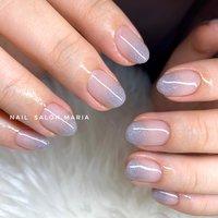 #春 #夏 #秋 #冬 #Nail Salon.MARIA #ネイルブック