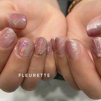#fleurette #ネイルブック