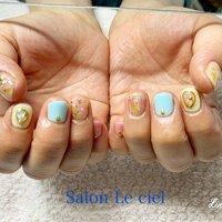 #ハンド #Salon_Le_ciel #ネイルブック