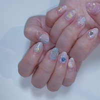 #Private nail Salon #ネイルブック