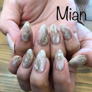 ※お客様ネイル※ つけ放題 ¥6,980- . . .  #nail #nails #nails💅 #nailart #nailstagram #handnail #footnail #gelnails #ネイル #ジェルネイル #ネイルアート #和歌山市 #和歌山市ネイル #三葛 #紀三井寺 #Mian #ミアン #ハンド #ジェル #お客様 #nailsalon_mian #ネイルブック