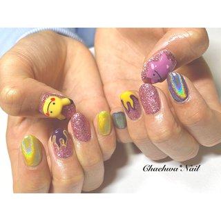 メラメラフレンチ×オーダーメタモン♡ . アシンメトリーカラーで♪ . #nails #naildesign #nailart #metamon #instagood #pocketmonsters #character #pikachu #art #handmade #chaehwanail #ネイル#ネイルデザイン #痛ネイル #ポケモン #メタモンネイル #メタモン #ユニコーンネイル #ピカチュウ #3d #メラメラ #川崎 #神奈川 #川崎ネイルサロン #네일#네일아트#네일스타그램 #젤네일 #포켓몬 #피카츄 . . . ご予約は↓からお願いします! *ネイルブックネット予約(プロフィールのURLから予約可能!) . お問い合わせは↓からお願いします! *LINE@ : @chaehwa_nail(@から検索) *Instagram DM : @chaehwa_nail . ご連絡お待ちしております(*´꒳`*)♪ Chaehwa*Nail #オールシーズン #ライブ #パーティー #女子会 #ハンド #フレンチ #ラメ #キャラクター #3D #ユニコーン #ミディアム #ピンク #イエロー #パープル #ジェル #お客様 #chaehwa_8127 #ネイルブック
