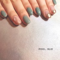 #nailsalon feel irie #ネイルブック