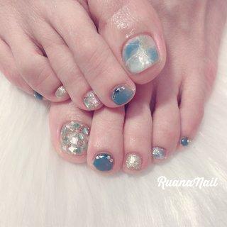 ↞ ↞お客様nail↠ ↠ . . foot nail👣 . . .今日から7月ですね🌴 夏始まってますよぉ😆👍 . .  南河内郡太子町山田𓆸 . ☾9:30〜17:00(最終受付15:00) . . ☾NailBook からのご予約OK𖤐𖤐 . . ☾DMからのご予約OK𖤐𖤐 . . ✯ ✮ ✵ ✮ ✷ ☽ ⋆ ꙳ ✰ ★ ✬ ⋆ ꙳ #nail#nails#nailart#NAIL#galnail#winternails#nail#nailstagram#footnail#2020#summernails#プライベートネイルサロン#自宅サロン#キッズスペースあり#ママネイリスト#シェルネイル#大理石ネイル#フットネイル#夏ネイル#個性派ネイル#ネイルサロン#ネイルデザイン#太子町ネイル#南河内 #南河内ネイルサロン #富田林ネイル#太子町#河南町#富田林#羽曳野#藤井寺市 #夏 #海 #リゾート #浴衣 #フット #ラメ #シェル #大理石 #ホワイト #ターコイズ #水色 #ジェル #ruananail ルアナネイル #ネイルブック