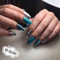 常連お客様のネイルです。 色を選んでもらって、ネイルアートお任せでした。 人差し指の爪をワシ爪ので、形を調整しました。真っ直ぐなりました。  #愛知県 #愛知県ネイル #ネイルサロンmydreams #一宮市 #一宮市ネイル #ネイリスト  #オフィスネイル #ジェルネイル #ネイルアート #ネイルデザイン #ネイル #nail #gelnail #nailart #naildesing #ロシアネイル #ロシアンネイル #個人ネイルサロン #プライベートネイルサロン #nailsalon #夏ネイル #スワロフスキーネイル #ロシア式マシンケア #ロシアンネイル #ワンカラー #夏 #ハンド #ワンカラー #ビジュー #ミディアム #ターコイズ #シルバー #ジェル #お客様 #anna_mydreams_nailsalon #ネイルブック