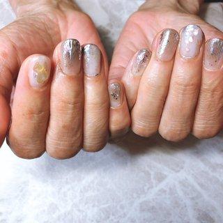 . お客様nail💅 . . サンプルアレンジ✨ . . . ありがとうございました😊 . . . . Nail Salon…sonorurs. •private salon. •open 9:00 close 17:00 •不定休  ご予約方法 ↓ ↓ •https://nailbook.jp/nail-salon/24612/reservation/ •Instagram DM📩  SNS •Facebook : Nail Salon sonorus •Instagram : nailsalon_sonorus  HP : https://nailbook.jp/nail-salon/24612/ . . .  #nail#nails#nailart#nailstagram#ジェルネイル#ネイルデザイン#フィルイン#一層残し#シェルネイル#クリアネイル#フレンチネイル#ブラウンネイル#シルバーネイル#個性派ネイル#ミラーネイル#ニュアンスネイル#秋ネイル#グラデーションネイル#アシンメトリーネイル#9月ネイル#ロングネイル#美爪#大人ネイル#おしゃれネイル#三原市ネイルサロン#世羅町#三原市大和町#プライベートサロン#ネイルサロンソノーラス#広島ネイルサロン #sonorus #ネイルブック