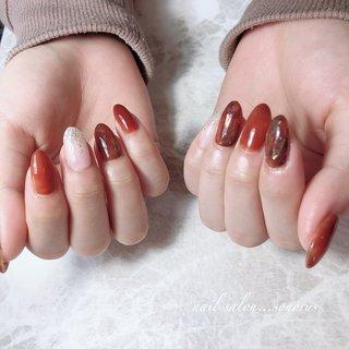 . .お客様nail💅 . .  . . . ご来店ありがとうございました😊 . . . . Nail Salon…sonorurs. •private salon. •open 9:00 close 17:00 •不定休  ご予約方法 ↓ ↓ •https://nailbook.jp/nail-salon/24612/reservation/ •Instagram DM📩  SNS •Facebook : Nail Salon sonorus •Instagram : nailsalon_sonorus  HP : https://nailbook.jp/nail-salon/24612/ . . .  #nail#nails#nailart#nailstagram#ジェルネイル#ネイルデザイン#フィルイン#一層残し#シェルネイル#クリアネイル#チョコネイル#バレンタインネイル#春ネイル#個性派ネイル#ミラーネイル#ニュアンスネイル#冬ネイル#グラデーションネイル#アシンメトリーネイル#1月ネイル#ロングネイル#美爪#大人ネイル#おしゃれネイル#三原市ネイルサロン#世羅町#三原市大和町#プライベートサロン#ネイルサロンソノーラス#広島ネイルサロン #sonorus #ネイルブック