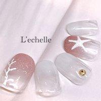 #lechelle.momoko #ネイルブック