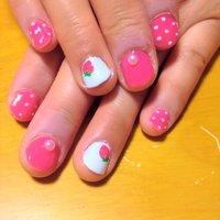 #Nailbook #ハンド #シェル #ピンク #rinaaaa324 #ネイルブック