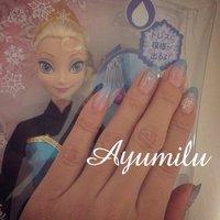 エルサnail♡ #冬 #ハンド #グラデーション #ブルー #お客様 #ayumilu #ネイルブック