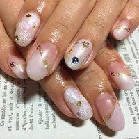 #Nailbook #Risa Kuragaki #ネイルブック