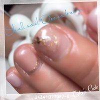 #Nailbook #shell_nail #ネイルブック