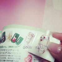 #Nailbook #ホワイト #jolsnail #ネイルブック