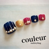 couleur nailstylingの投稿写真(NO:647557)