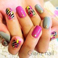 #Nailbook #glanz_nail_85499 #ネイルブック
