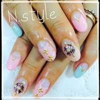 #Nailbook #nstyle #ネイルブック