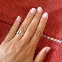 Natural nail. Transparent polish. #ハンド #ジェル #MarieDrs #ネイルブック