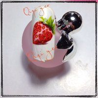 Strawberry.. #Qiqi Yoe #ネイルブック