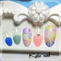 #Nailbook #Carly Huang #ネイルブック