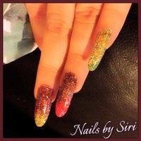 #Nailbook #nailsbysiri #ネイルブック