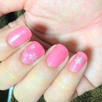 #Nailbook #ピンク #セルフネイル #lololoking1 #ネイルブック