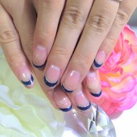 #Nailbook #NailSalon_glitter #ネイルブック