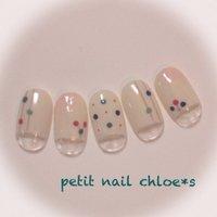 #Nailbook #chloe_s_nail #ネイルブック