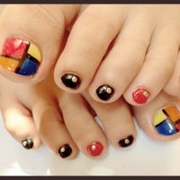 #Nailbook #private salon ace #ネイルブック