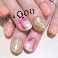 #Nailbook #nailsQoo #ネイルブック
