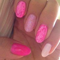 Pink! #タイダイ #ピンク #セルフネイル #Rikako1011 #ネイルブック