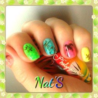 #Nailbook #Natalia Saito #ネイルブック