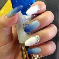 #Nailbook #Private salon Turquoise #ネイルブック