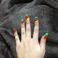 #reggae #onelove #海 #ハンド #マニキュア #セルフネイル #Camila Kokubo #ネイルブック