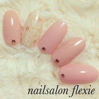 ウォーターカラーでふんわり桜ネイル♡ #春 #ハンド #フラワー #ピンク #ジェル #nail_kaji #ネイルブック