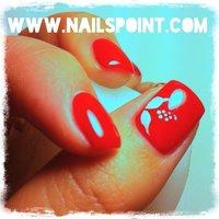 www.nailspoint.com #ハンド #ワンカラー #レッド #ジェル #HiToMi_KiNkY #ネイルブック