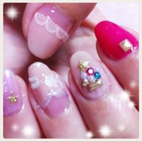 #Nailbook #ピンク #20Happyhime #ネイルブック