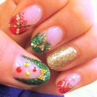 #Nailbook #クリスマス #セルフネイル #tamoriiinu #ネイルブック