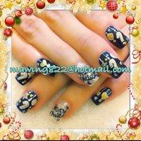 #Nailbook #クリスマス #お客様 #MaWinG822 #ネイルブック