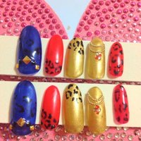 #Nailbook #yukeirock #ネイルブック