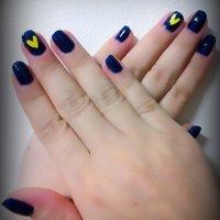 #Nailbook #ブルー #マニキュア #Yui Suzuki #ネイルブック