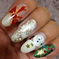 #Nailbook #クリスマス #ハンド #カラフル #ジェル #tirol1209 #ネイルブック