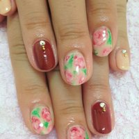 #Nailbook #Couture #ネイルブック