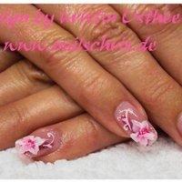 #Nailbook #ピンク #Kristin Ostheer #ネイルブック
