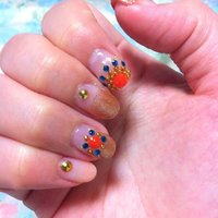 #Nailbook #BeautifulU1004 #ネイルブック